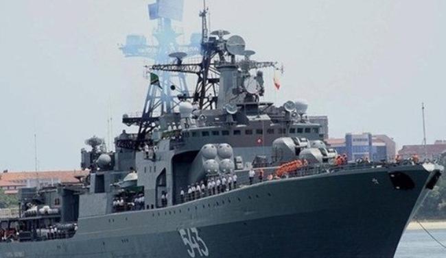 4 lý do khiến Nga không đứng sau Trung Quốc về biển Đông