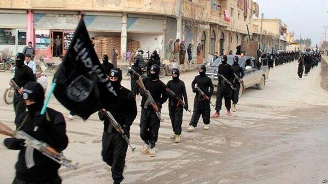 Tổ chức khủng bố 2 tỉ USD