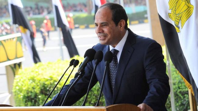 Tân Tổng thống Ai Cập hiến lương và tài sản cho nhà nước
