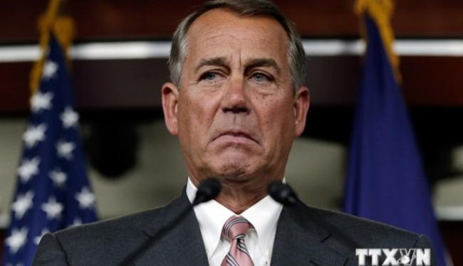 Chủ tịch Hạ viện Mỹ lên kế hoạch kiện Tổng thống Obama