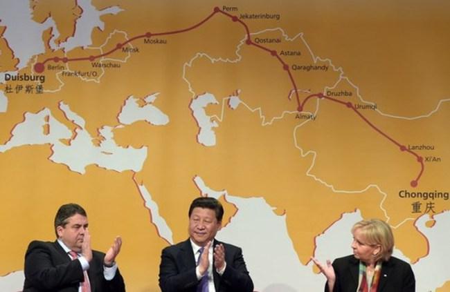 Trung Quốc ra lộ trình xây vành đai kinh tế con đường tơ lụa