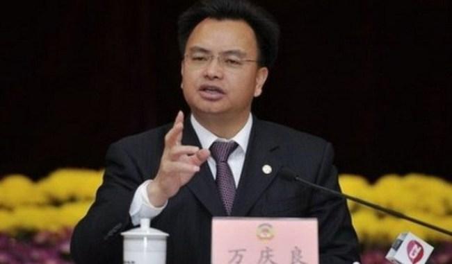 Bí thư Thành ủy Quảng Châu bị cách chức vì nghi tham nhũng