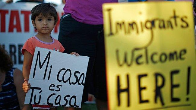 Khủng hoảng nhập cư Mỹ chưa có hồi kết