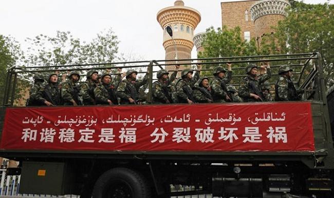 Trung Quốc: 37 dân thường thiệt mạng trong vụ tấn công ở Tân Cương