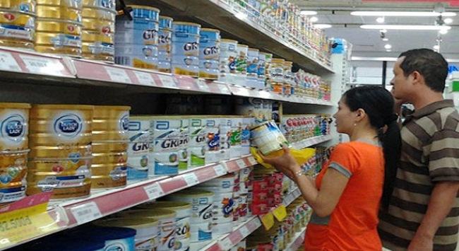 Thiếu thống nhất giữa 2 Bộ trong việc phân loại và quản lý sữa