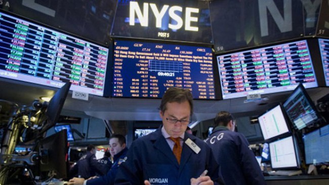 S&P 500 cao nhất 2 tuần