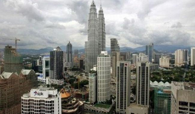Nền kinh tế Malaysia tăng trưởng 6,4% trong quý Hai