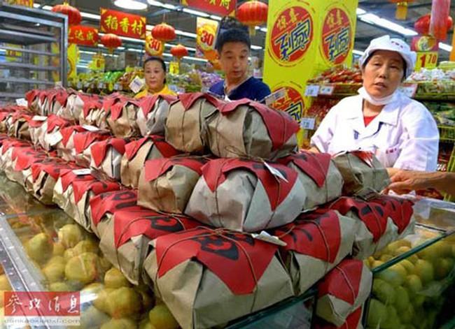 """Trung thu """"nghèo"""" ở Trung Quốc"""