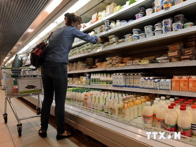 Trung Quốc sẵn sàng mở rộng buôn bán nông sản với Nga