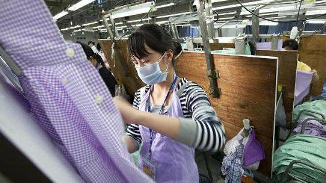 PMI Trung Quốc thấp nhất 3 tháng