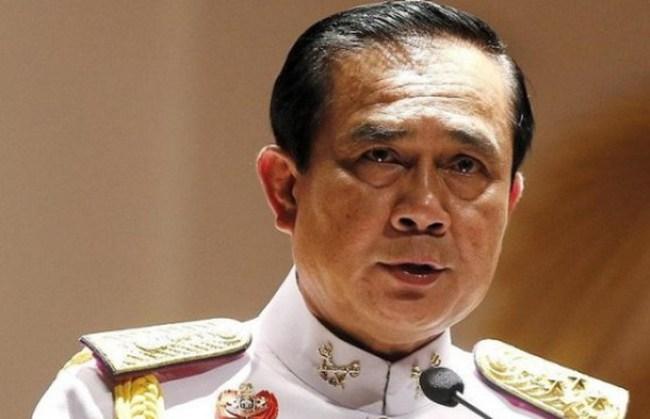 Ông Prayuth Chan-ocha được bầu làm Thủ tướng Thái Lan