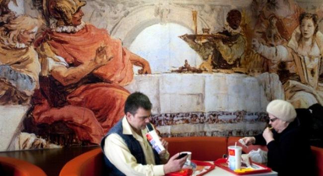 Nga đóng của 4 cửa hàng McDonald's tại thủ đô Moskva