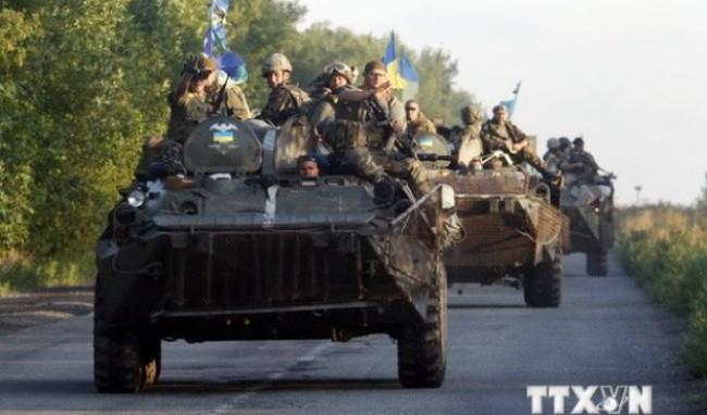 Ukraine chìm sâu vào suy thoái kinh tế