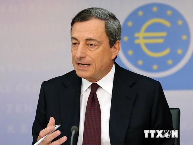 ECB sẵn sàng hành động nếu thấy cần thiết