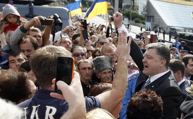 Tổng thống Ukraine giải tán quốc hội, ấn định bầu cử sớm