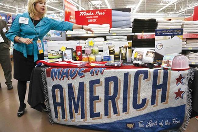 Mỹ chạy đua hàng giá rẻ với Trung Quốc