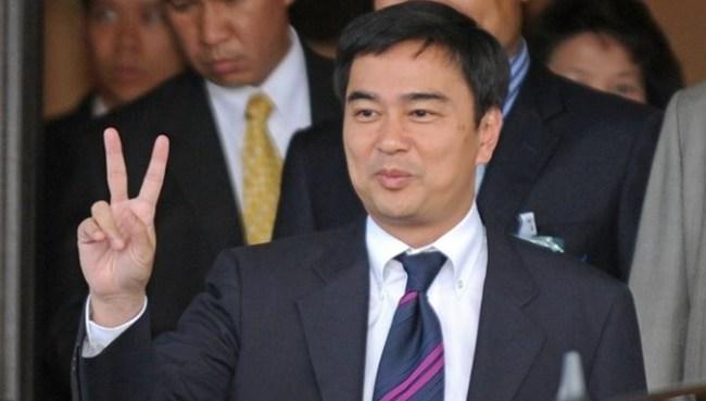 Tòa án Thái bác cáo trạng giết người nhằm vào cựu Thủ tướng Abhisit