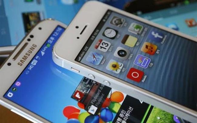 Quan tòa Mỹ bác đơn kiện Samsung của Apple