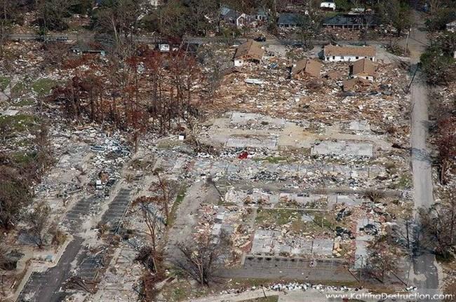 Thảm họa thiên nhiên gây thiệt hại hơn 40 tỷ USD trong 6 tháng