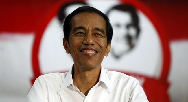 """Tổng thống Widodo với giấc mơ """"hóa rồng"""" của kinh tế Indonesia"""