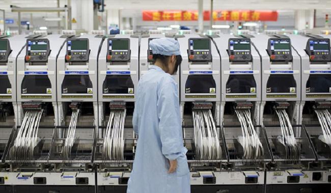 Kinh tế Trung Quốc mất đà tăng trưởng