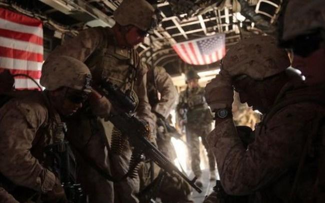 Mỹ và NATO điều hơn 1.000 quân nhân tới Ukraine tập trận