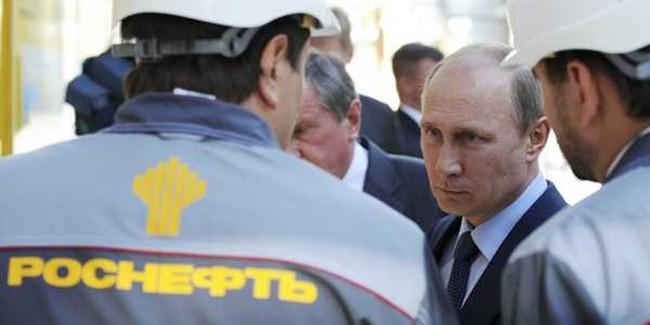 """EU sẽ """"cấm cửa"""" các tập đoàn dầu khí Nga huy động vốn ở châu Âu"""