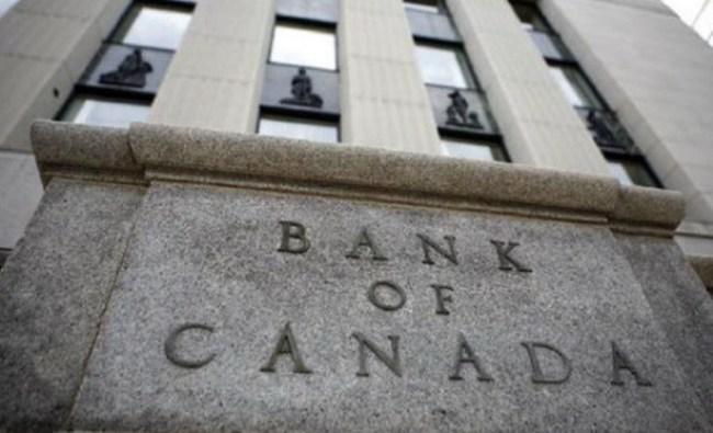 Hệ thống ngân hàng của Canada ổn định nhất thế giới