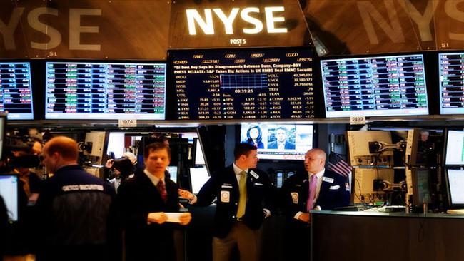 S&P 500 có chuỗi giảm điểm dài nhất từ tháng 1