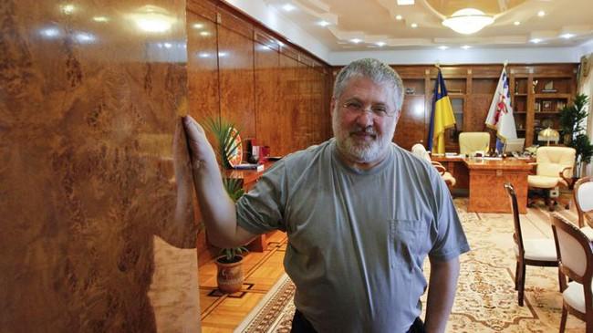Nga: Chính quyền Sevastopol tịch thu tài sản tỷ phú Kolomoisky