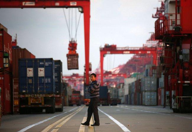 Thặng dư thương mại của Trung Quốc cao kỷ lục