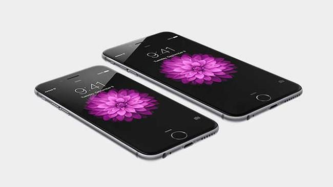 Cổ phiếu Apple giảm điểm sau khi ra mắt iPhone 6