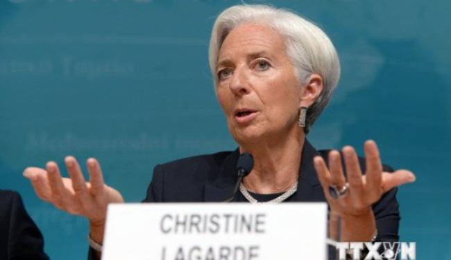 """""""Tăng trưởng kinh tế toàn cầu vẫn quá mong manh, thất thường"""""""