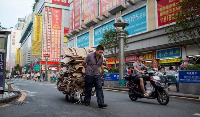 Kinh tế Trung Quốc đón thêm tin xấu