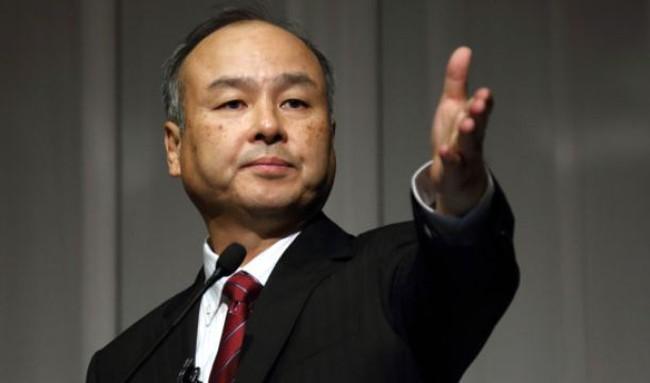 Ông chủ Softbank trở thành người giàu nhất Nhật Bản