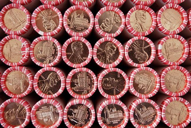 Nghịch lý đồng 1 cent của nước Mỹ