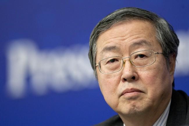 Trung Quốc có thể thay thế Thống đốc NHTW