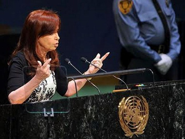 """Argentina cảnh báo tình trạng """"khủng bố tài chính"""" toàn thế giới"""