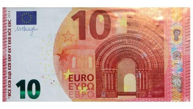 Vì sao ECB không lựa chọn polymer để phát hành đồng 10 euro mới?