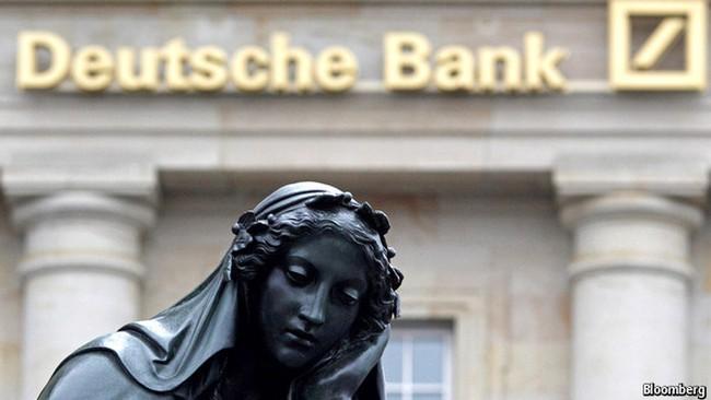 """Deutsche Bank - """"Chàng Hamlet"""" của ngành ngân hàng toàn cầu"""