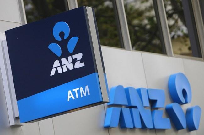 ANZ đạt lợi nhuận ròng kỷ lục 6,5 tỷ USD trong tài khóa 2014