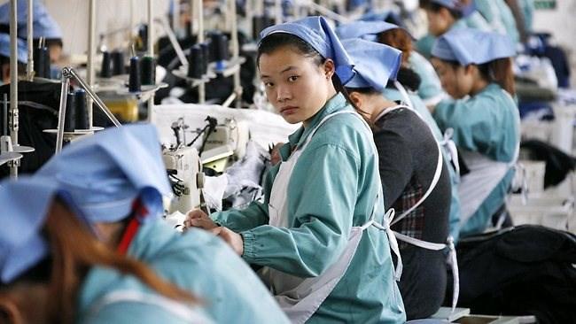 Vì sao người Mỹ bỏ Trung Quốc?