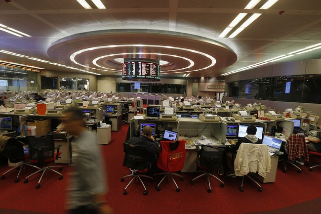 Năm bội thu của các ngân hàng Trung Quốc