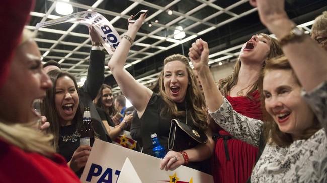 Hậu trường chuyện tiền nong trong bầu cử giữa kỳ tại Mỹ