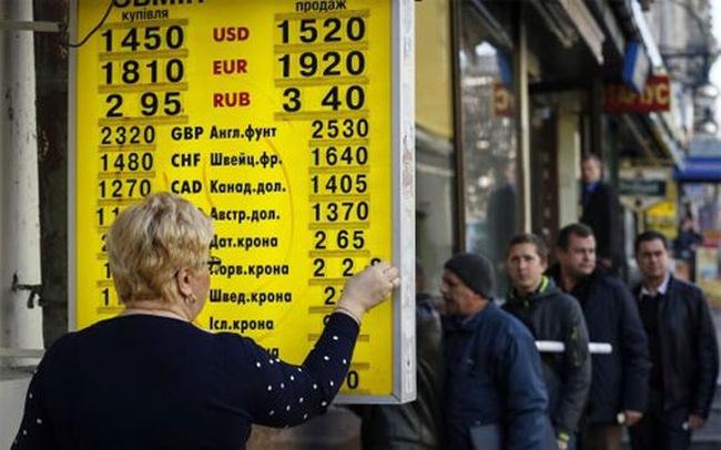 Ukraine đang cận kề bờ vực phá sản