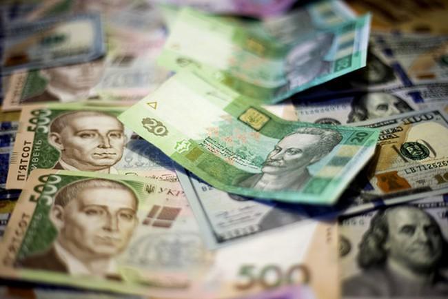 Ukraine: Dự trữ ngoại tệ giảm xuống thấp nhất 9 năm