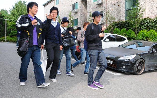 Khó như tìm việc ở Hàn Quốc