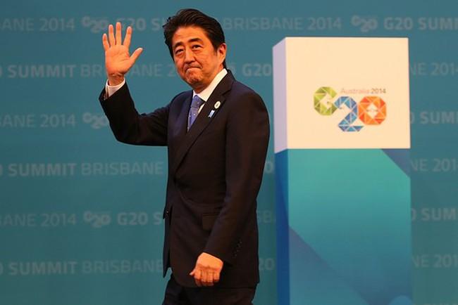 Cuộc chơi mới của ông Abe