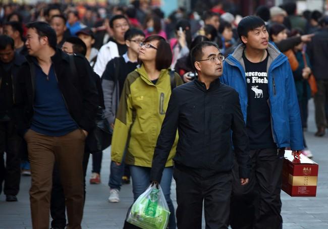 Nợ xấu của ngân hàng Trung Quốc tăng mạnh nhất 9 năm