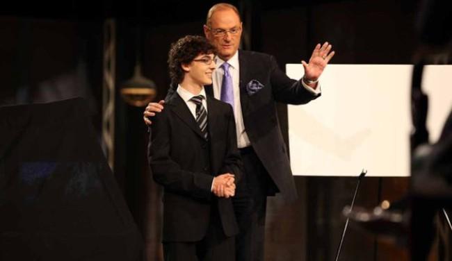 Julian Marchese -  Ông chủ 18 tuổi của quỹ đầu cơ